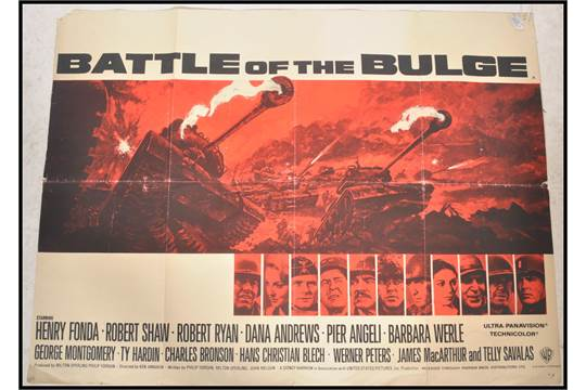 Filmvoorstelling - Battle of the Bulge