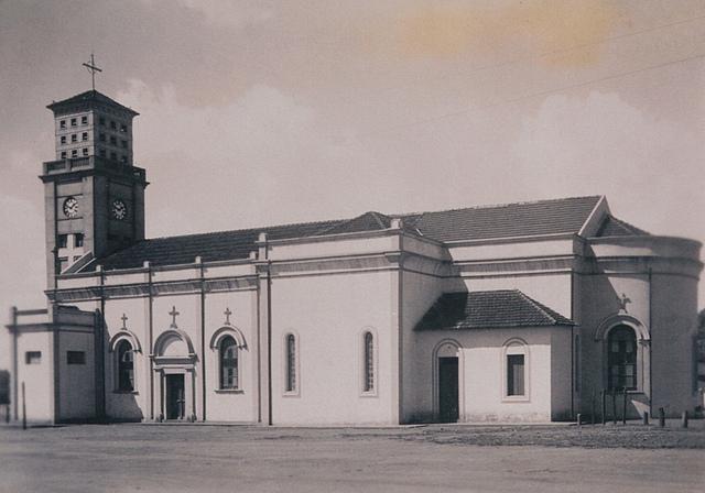 Catedral Bom Jesus 1955