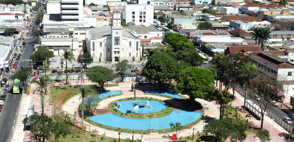 Praça Bom Jesus 2012