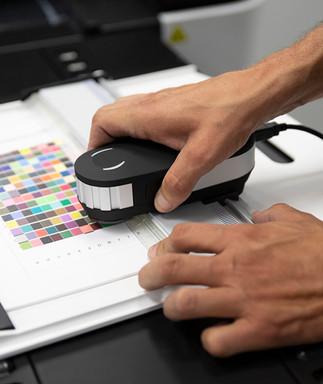 Digital custom color profiles