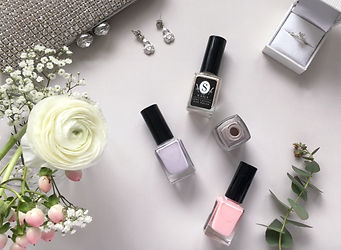 Sweden Nails Bridal Collection