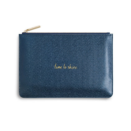 Time to Shine - Perfect Pouch