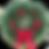Guirlanda Vermelha de Natal