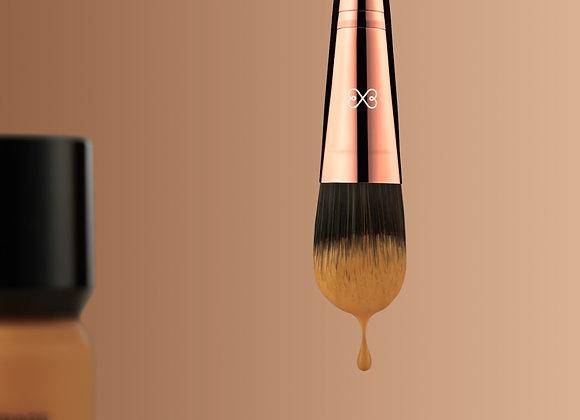 Boujee Beauty Flat Foundation Brush B317