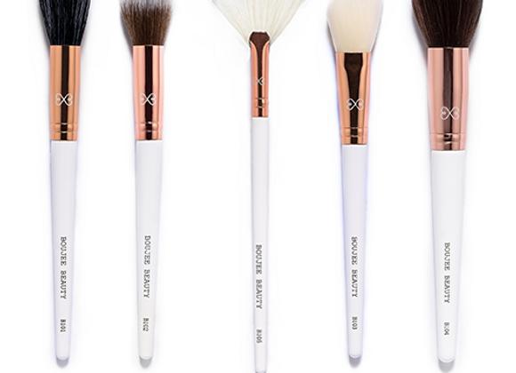 Boujee Beauty Face Brushes Combo Set
