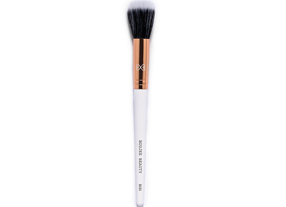 Boujee Beauty Duo-Fibre Foundation Brush B101