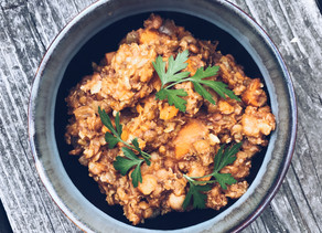 Slow Cooker Sweet Potato Stew