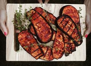BBQ Eggplant Steaks