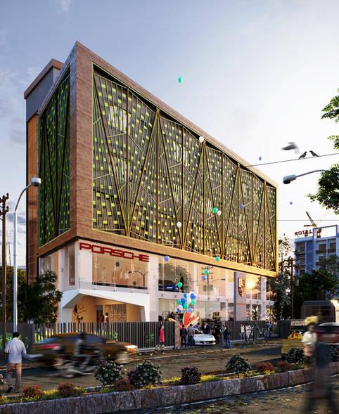 Commercial at Kodambakkam, Chennai