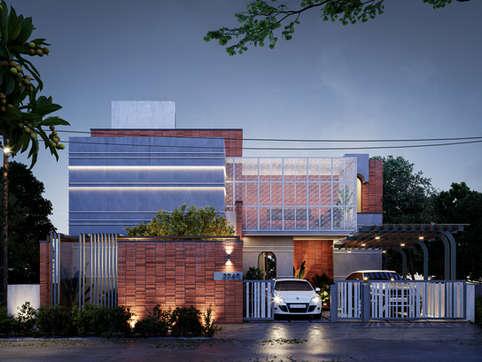Dr Mahesh Residence, Bangalore