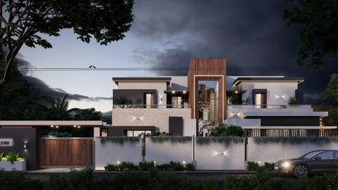 Ravindran Residence