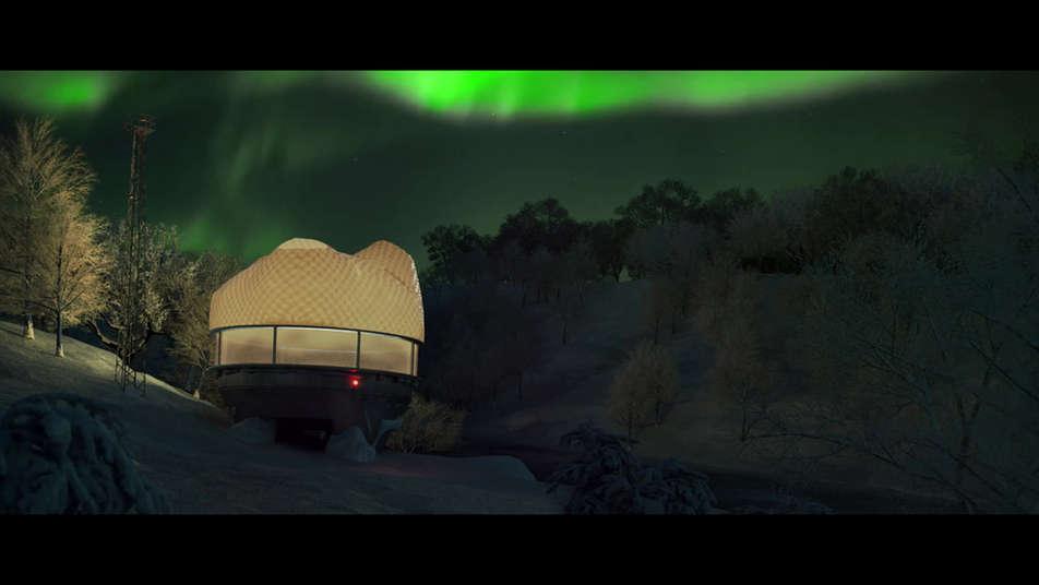 Inflate - Aurora Borealis