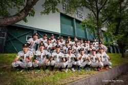取材撮影「明桜高校 野球部」様