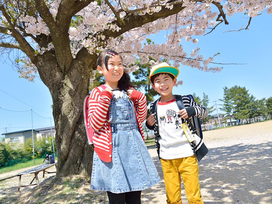 隼汰くんのご入学記念。