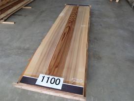 天然秋田杉厚板 TAS-1100