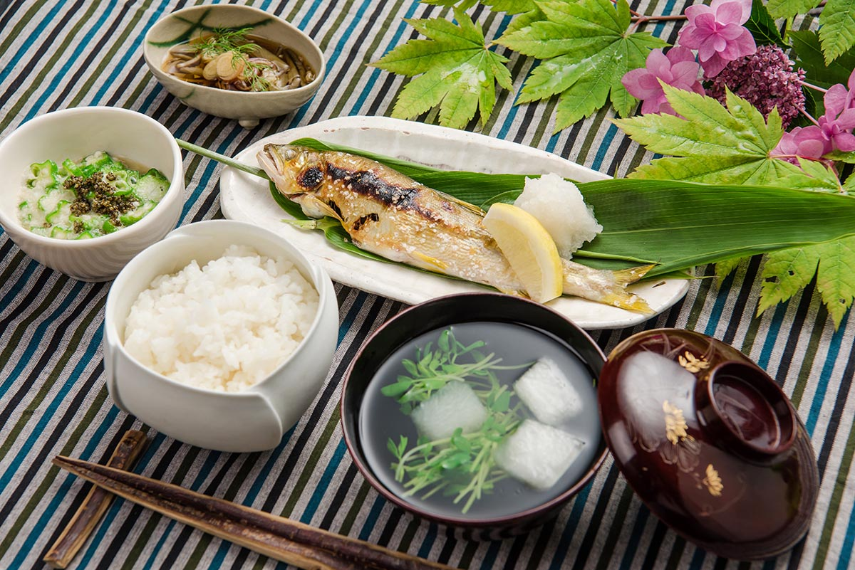 料理撮影「ハートレシピ」