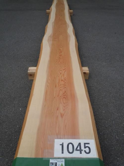 天然秋田杉厚板 TAS-1045