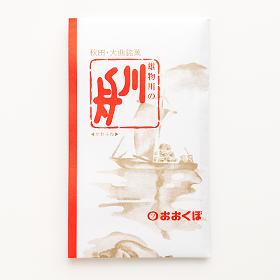 焼菓子(しそ)川舟