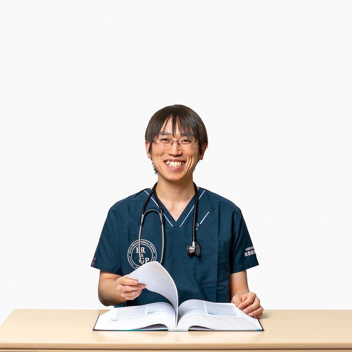 パンフレット用写真撮影「秋田厚生医療センター」様