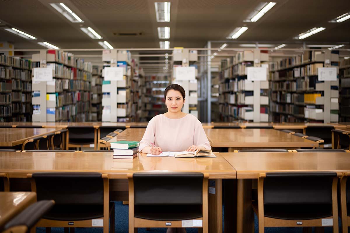 広報用イメージ撮影「ノースアジア大学」様