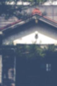 潟上市 小玉会館 正面玄関