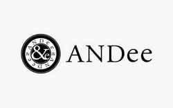 ロゴマークデザイン「美容室 ANDee」様