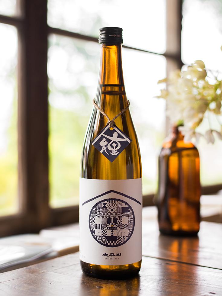 日本酒ラベル制作(小玉醸造様)
