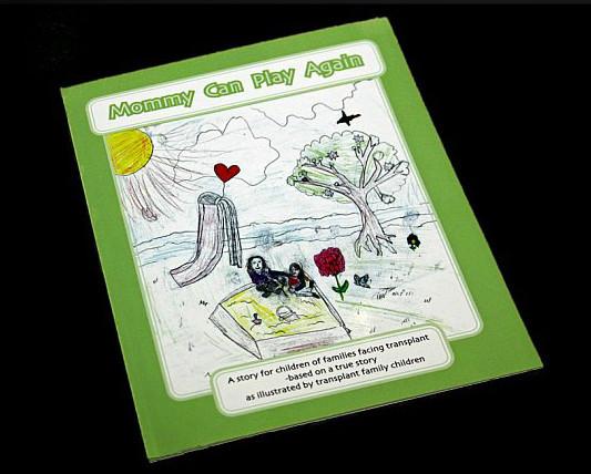 Children's Transplant Book Project
