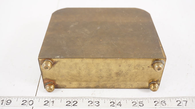Brass Letter Holder
