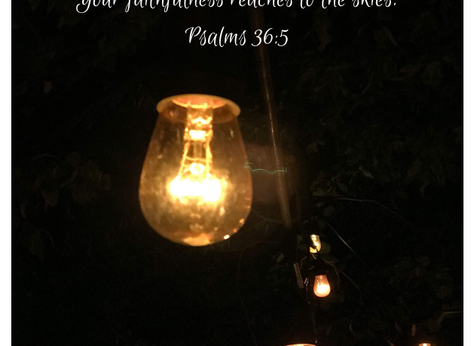 God's Faithfulness in Our Weakness