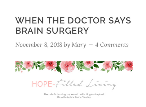 Hope Filled Living Featured Post
