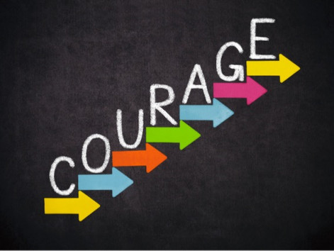 Courage To Face Insecurities
