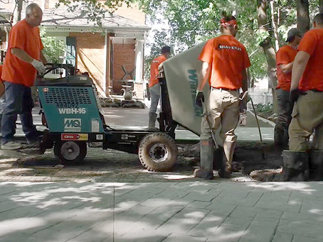 Stamped Concrete Patio vs Paver Patio: Which One Is Right For You?