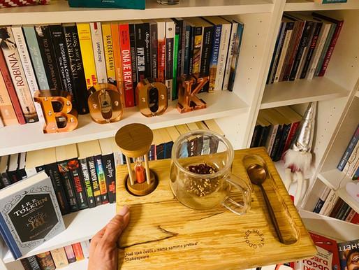 Čitaj knjigu & ODORES SILENTII - Vrijeme je za čaj