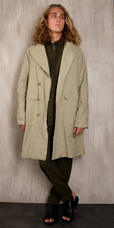 Hannoh Wessel Mens Double Breasted Jacket