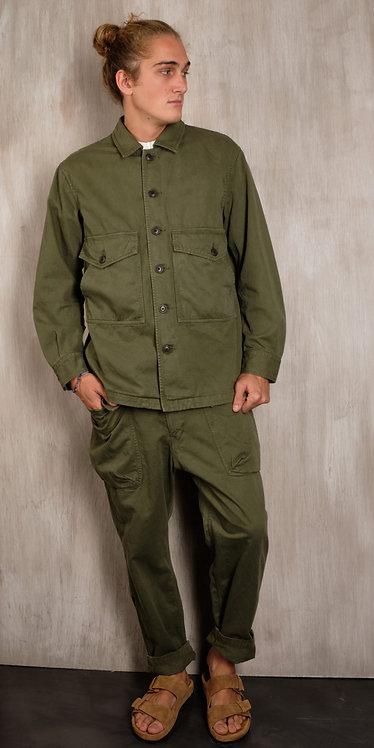 Sage De Cret Mens Button Jacket