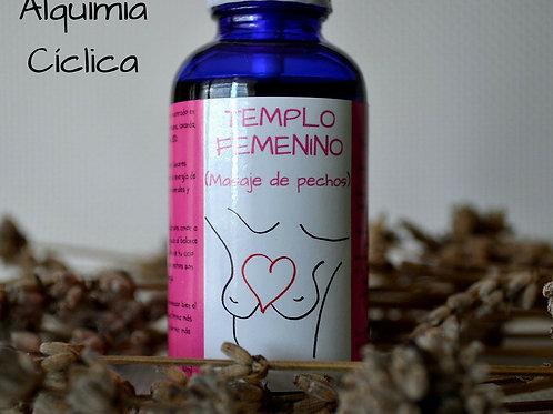 Female Temple Oil