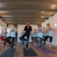 Yoga voor Serious Request