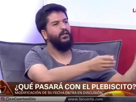 Fundación pacto social y La Cuarta.