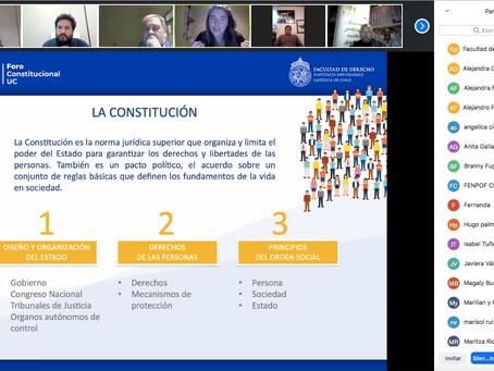 DERECHO UC Y FUNDACIÓN PACTO SOCIAL CREAN ALIANZA PARA CAPACITAR A DIRIGENTES SOCIALES