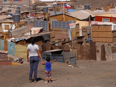 Urgencia a la pobreza
