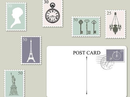 Soutenir frenchmoov déménagement timbre