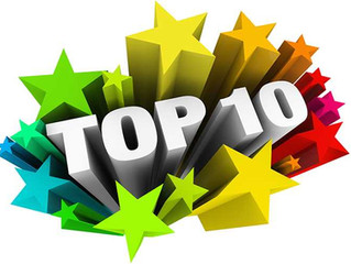 Potty training Top 10 List