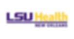 Lsu health logo (hannah's klozet).png