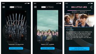 Content - App #HBOEXTRAS