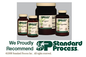 Standard Process nutrition