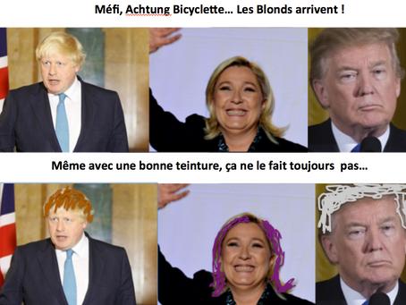 Méfi, Achtung Bicyclette !…