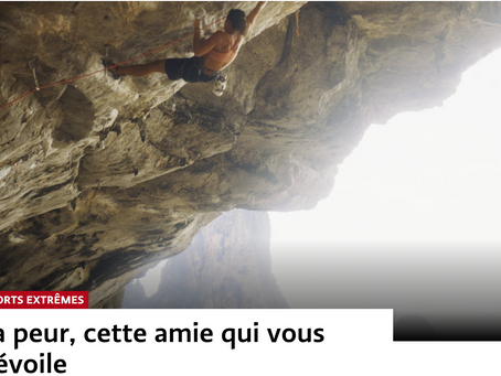 L'article Caroline Christinaz dans Le Temps…