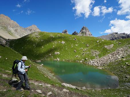 Le trek le plus exigeant des Alpes?