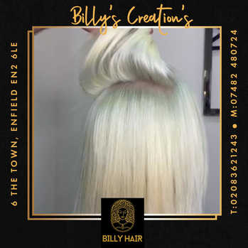 Billy Hair Valentines Week